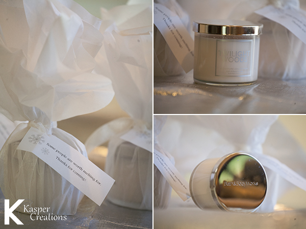 Frozen Winter Wonderland Bridal Shower Kasper Creations