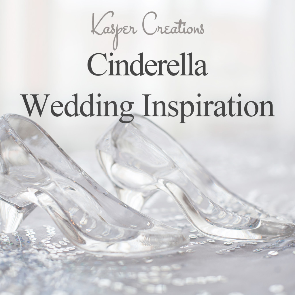 Disney Themed Wedding #2 :: Cinderella (Blue and Silver)