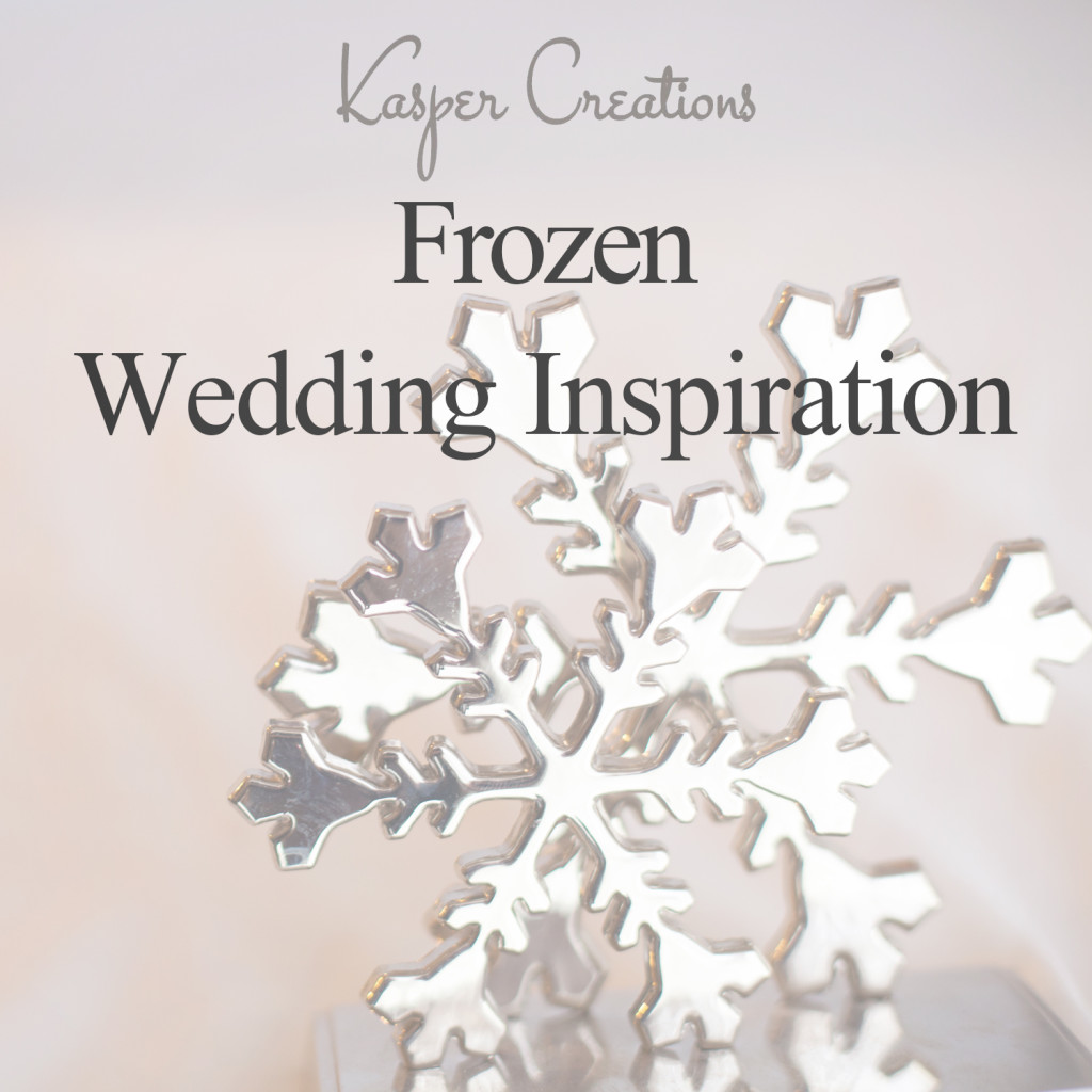 Disney Themed Wedding #4 :: Frozen Wedding